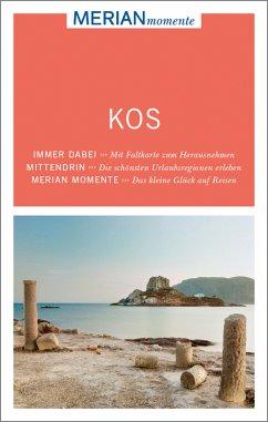 MERIAN momente Reiseführer Kos (Mängelexemplar) - Malt, Sandra