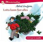 Lotta kann fast alles, 1 Audio-CD (Mängelexemplar)