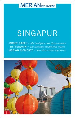 MERIAN momente Reiseführer Singapur (Mängelexem...