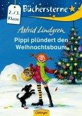 Pippi plündert den Weihnachtsbaum (Mängelexemplar)
