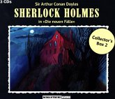 Sherlock Holmes Collector's Box, 3 Audio-CDs