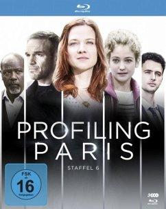 Profiling Paris - Staffel 6 Bluray Box