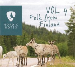 Nordic Notes Vol.4: Folk From Finland - Diverse