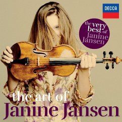 The Art Of Janine Jansen - Jansen,Janine/+