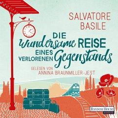 Die wundersame Reise eines verlorenen Gegenstands (MP3-Download) - Basile, Salvatore