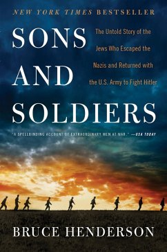 Sons and Soldiers (eBook, ePUB) - Henderson, Bruce