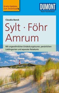 DuMont Reise-Taschenbuch Reiseführer Sylt, Föhr, Amrum (eBook, PDF) - Banck, Claudia