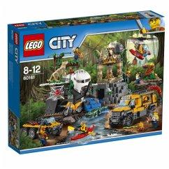 LEGO® City 60161 Dschungel-Forschungsstation