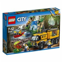 LEGO® City 60160 Mobiles Dschungel-Labor