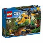 LEGO® City 60158 Dschungel-Frachthubschrauber