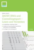DATEV BWA und Controllingreport - Lesen und Verstehen