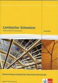 Lambacher Schweizer. Kursstufe. Arbeitsheft plus Lösungen. Basistraining Analytische Geometrie/Stochastik 11./12. Klasse . Baden-Württemberg ab 2016