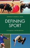 Defining Sport (eBook, ePUB)