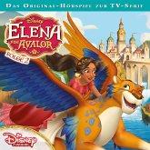 Disney / Elena von Avalor - Folge 2: Charoca kocht vor Wut/ Estebans Geburtstag (MP3-Download)