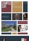 Campus Sur A1-B1. Kursbuch + Audios und Videos online