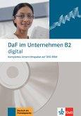 DaF im Unternehmen B2 digital, 1 DVD-ROM / DaF im Unternehmen .B2