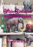 Wilde Elefanten im Wandschrank - Ein ROMAN über die Liebe