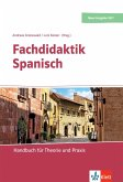 Fachdidaktik Spanisch. Buch + Online-Angebot