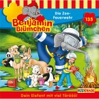 Benjamin Blümchen - Folge 135: Die Zoo-Feuerwehr (MP3-Download)