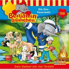 Benjamin Blümchen - Folge 135: Die Zoo-Feuerwehr (MP3-Download) - Andreas, Vincent