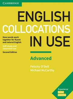 English Collocations in Use. Advanced. 2nd Edition. Book with answers - O'Dell, Felicity; McCarthy, Michael