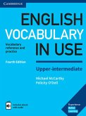 English Vocabulary in Use. Upper-intermediate. 4th Edition. Book with answers and Enhanced ebook