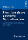 Internationalisierung europäischer Wirtschaftskanzleien