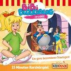 Bibi Blocksberg Kurzhörspiel - Bibi erzählt: Ein ganz besonderer Staatsgast (MP3-Download)