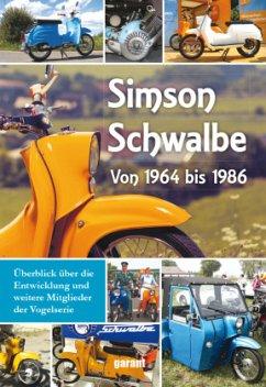 Simson Schwalbe Von 1964 bis 1986