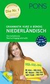 PONS Grammatik kurz & bündig Niederländisch