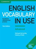 English Vocabulary in Use. Advanced. 3rd Edition. Book with answers