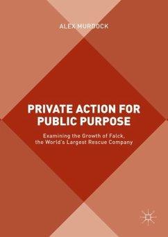 Private Action for Public Purpose - Murdock, Alex