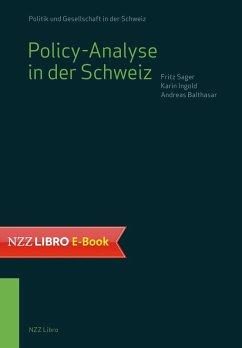 Policy-Analyse in der Schweiz