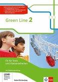 Green Line. Fit für Tests und Klassenarbeiten, Arbeitsheft mit Lösungsheft und CD-ROM 6. Klasse. Ausgabe Baden-Württemberg ab 2016