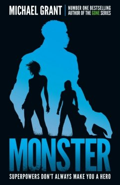Monster - Grant, Michael