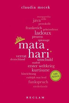 Mata Hari. 100 Seiten (eBook, ePUB) - Mocek, Claudia