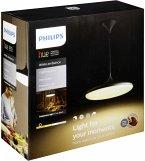 Philips Hue Cher LED Pendelleuchte schwarz