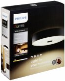 Philips Hue Fair LED Deckenleuchte schwarz