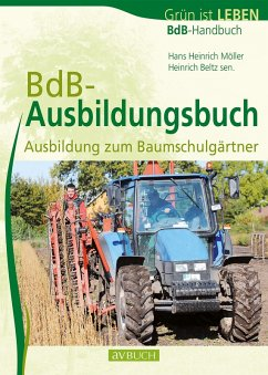 BdB Ausbildungsbuch (eBook, ePUB) - Möller, Hans Heinrich; Beltz, Heinrich sen.