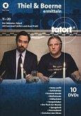 Tatort, Thiel Und Boerne Ermitteln DVD-Box