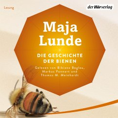 Die Geschichte der Bienen (MP3-Download) - Lunde, Maja