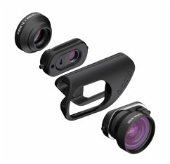 olloclip Core Lens Set + 2 ollo Cases für iPhon...