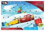 Adventskalender Cars 3