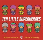 Ten Little Superheroes