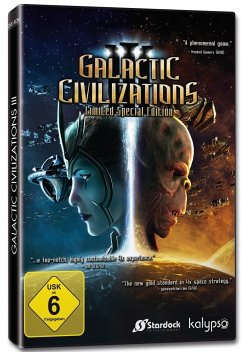 Galactic Civilization III - Limited Special Edi...