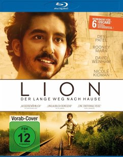 Lion - Der lange Weg nach Hause (Blu-ray)