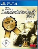 Die Landwirtschaft 2017 Gold Edition (PlayStation 4)