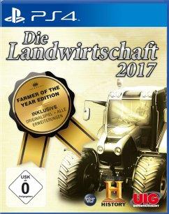 Die Landwirtschaft 2017 Gold Edition Ps4