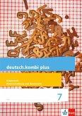 deutsch.kombi plus. Arbeitsheft Rechtschreibung und Grammatik 7. Schuljahr. Differenzierende Allgemeine Ausgabe ab 2015