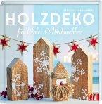 Holzdeko für Winter & Weihnachten (Mängelexemplar)